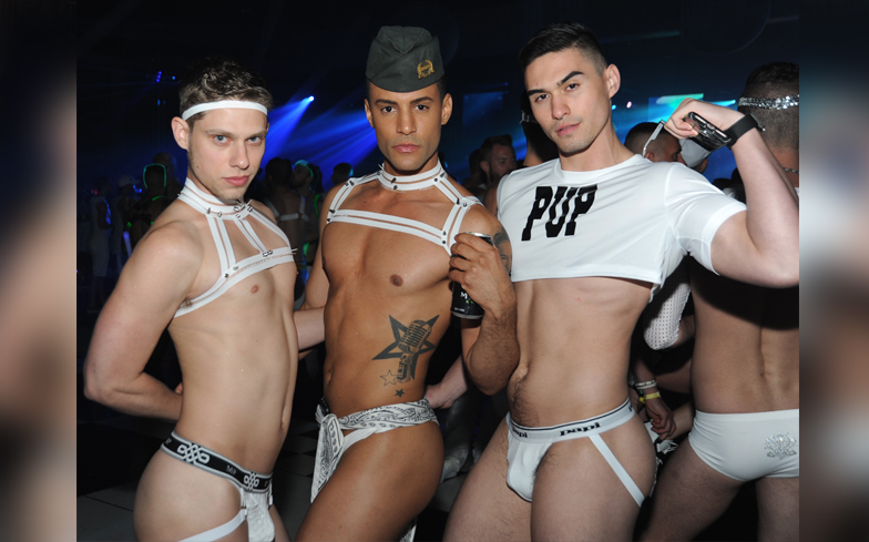 Boys, Beats And Bulges: Here's The Hottest Pictures From This Year's White Party