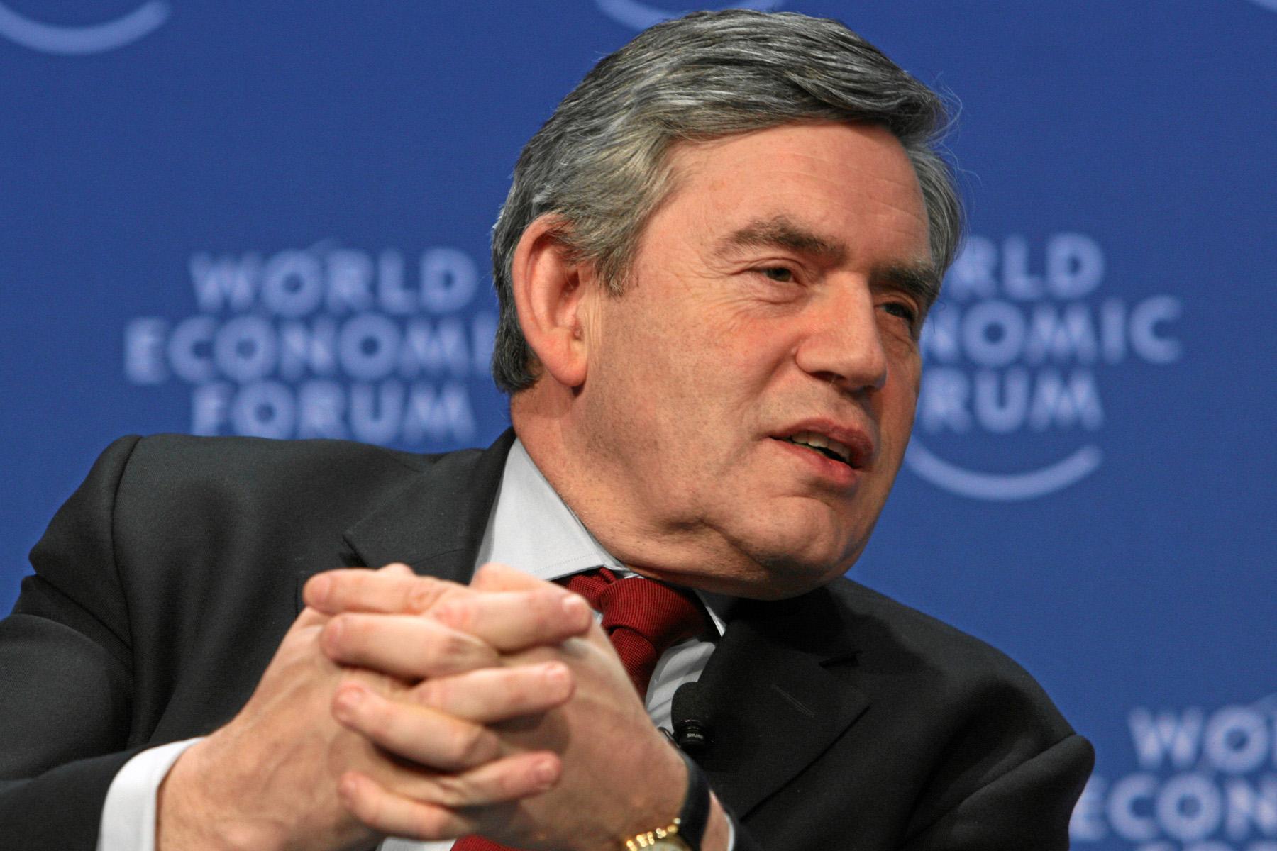 Gordon Brown Gay 55