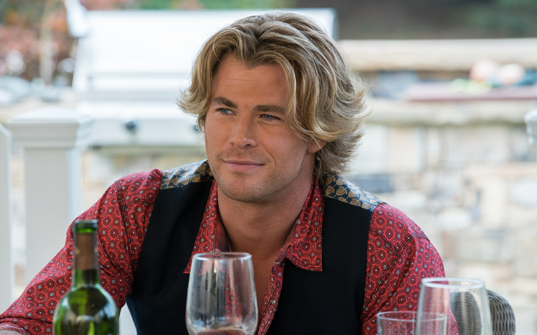 Exclusive: Chris Hemsworth in Vacation - Gay Times