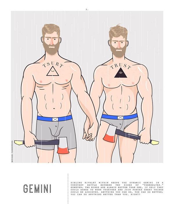 Zodiac Gay 110