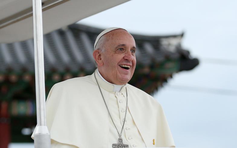 Pope gay news