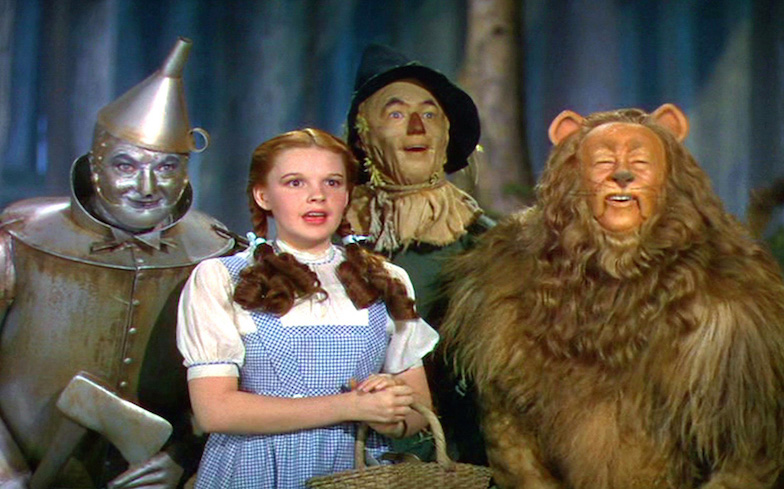 Camp Sites The Wizard Of Oz Gay Times