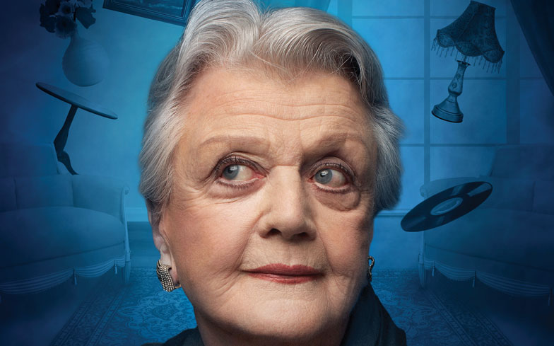 Mary Poppins Returns Just Added Angela Lansbury, Here's Who She'll Play