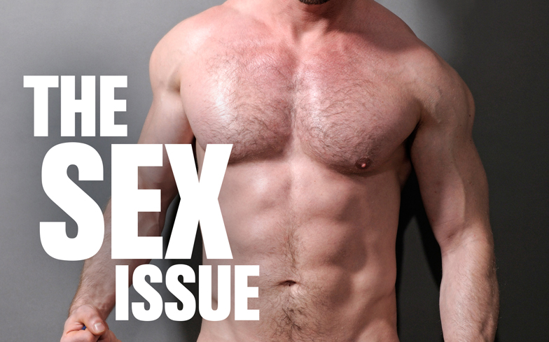 Gay male sex life #14