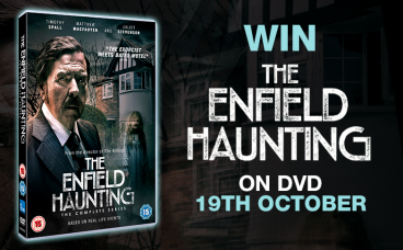 The Enfield Hauntings DVD