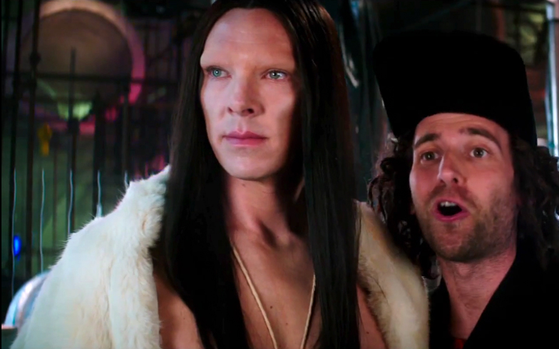Benedict Cumberbatch is gender fluid in Zoolander 2 - Gay ...