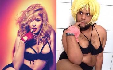 Madonna Joao Paulo