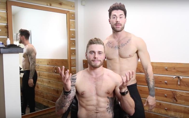 Naked gay men uncut penis free first time 2