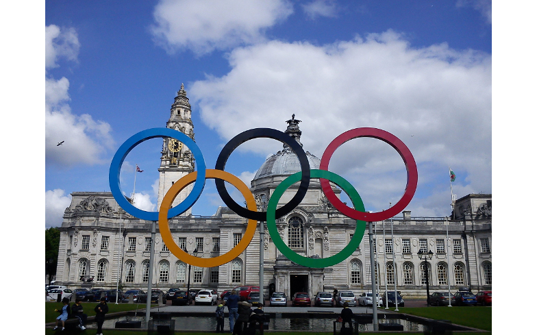 hosting the olympic games in the A list of all the countries that have included a host city for the olympic games.