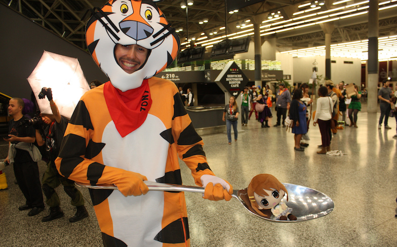 Gay Animal Costume Porn - Tony the Tiger is sick of Furries sending him porn