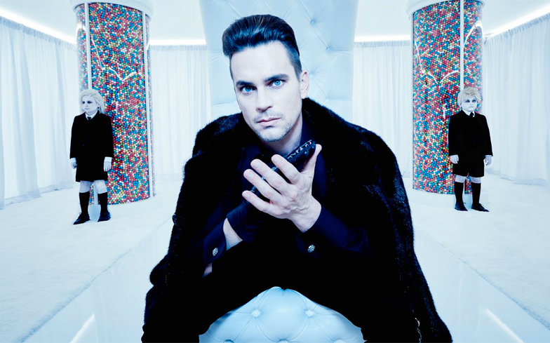 Matt Bomer chats to GT about AHS: Hotel and blood orgies with Lady Gaga