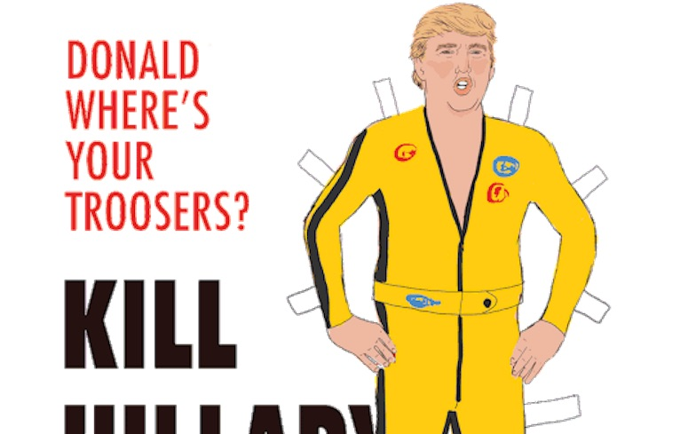 Here it is – the Donald Trump dress-up doll you never knew ...