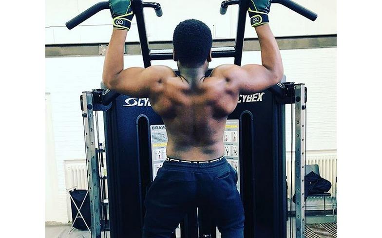 John Boyega teases ripped body for Star Wars Episode VIII