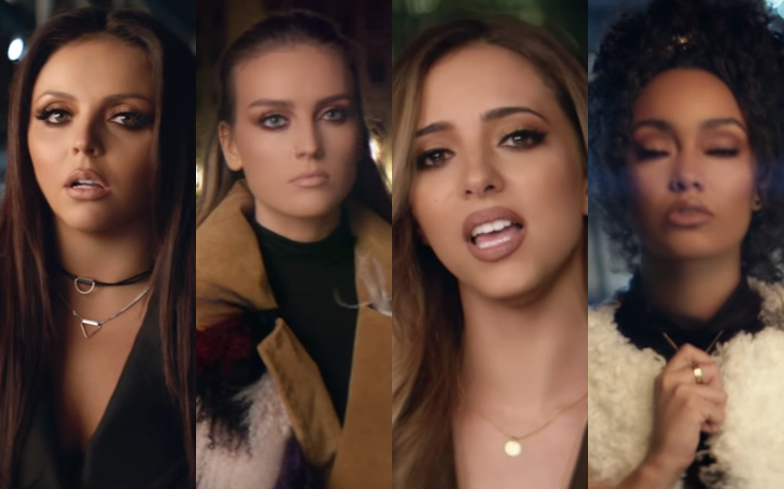 Little Mix and Jason Derulo share their Secret Love Song