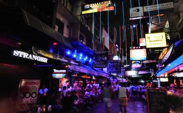 Nomadic Boys gay bars of Bangkok