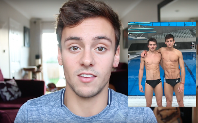 Tom daley sexuality