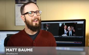 Matt Baume –YouTube