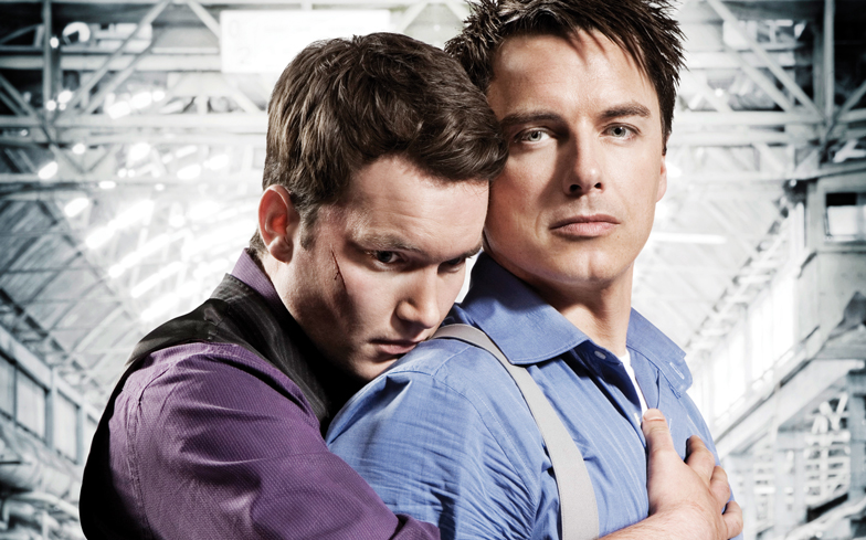Shows like torchwood gay characters
