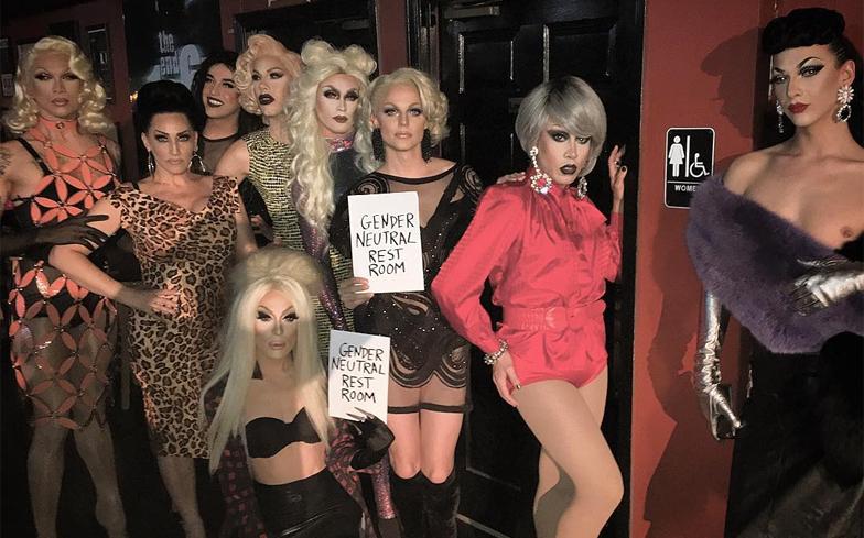 rupaul u2019s drag race queens protest north carolina u2019s anti