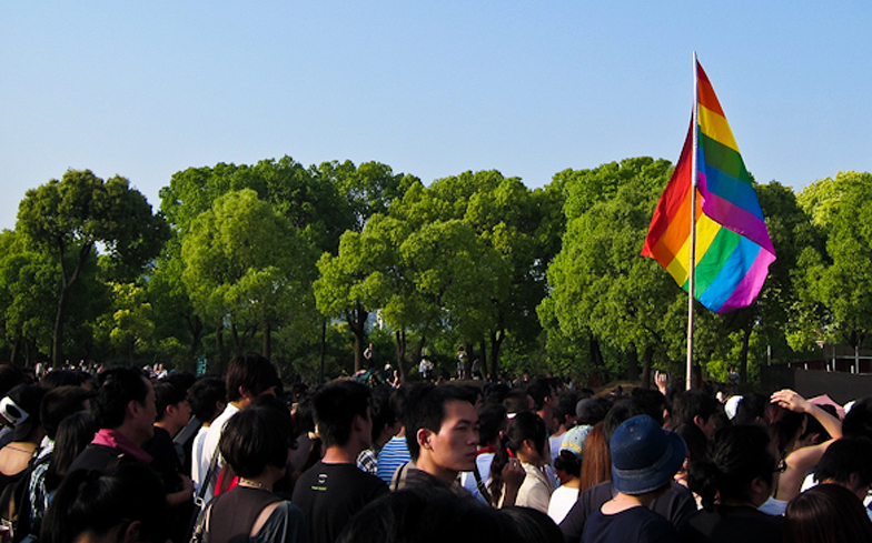 Chinese man wins forced gay conversion therapy lawsuit