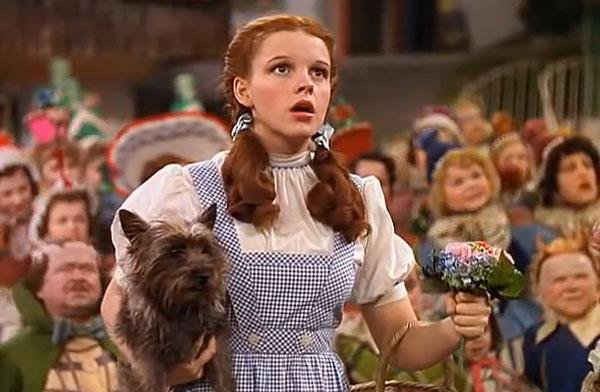 U.S. museum launches fundraiser to save Judy Garland's ruby slippers