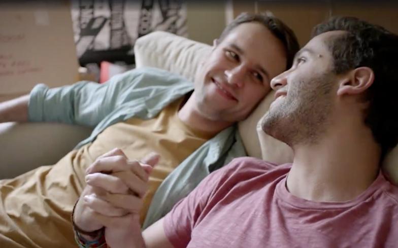 colgate guys Colgate advert promotes 'revolutionary' new toothpaste max white one optic.