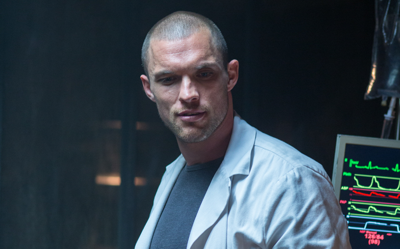 Don't call him Francis – We catch up with Deadpool's Ed Skrein - Gay ... Ryan Reynolds