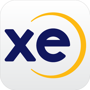 XE Currency useful mobile app for travelling