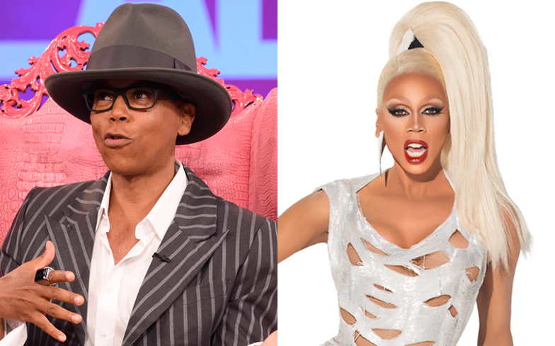 RuPaul makes HERstory with first ever Emmy Award win!