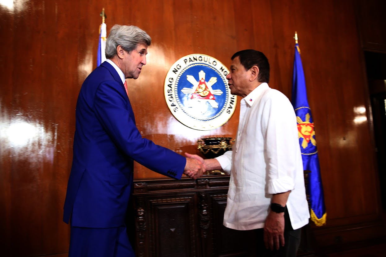 Philippines President Calls Us Ambassador A Gay Son Of A Whore Gay Times