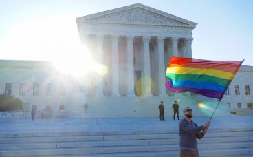 US Supreme Court to rule on whether its legal to fire someone because they're LGBTQ