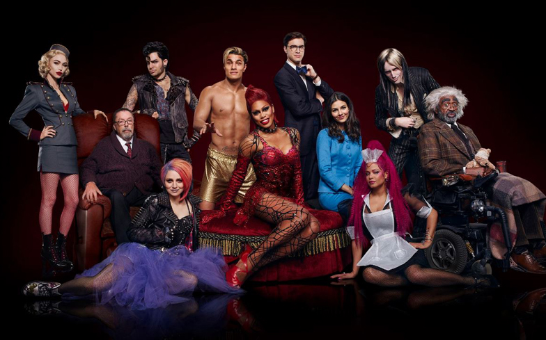 Fox does the time warp again in 'Rocky Horror Picture Show'