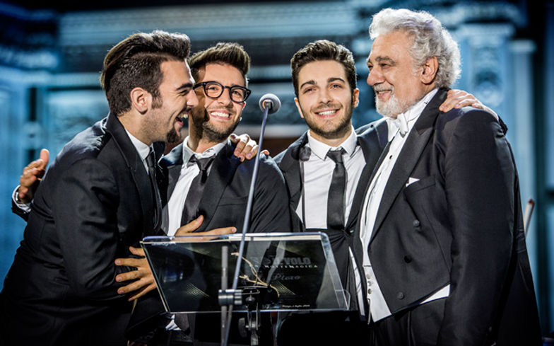 Five things we learnt when we caught up with popera trio il volo five things we learnt when we caught up with popera trio il volo m4hsunfo