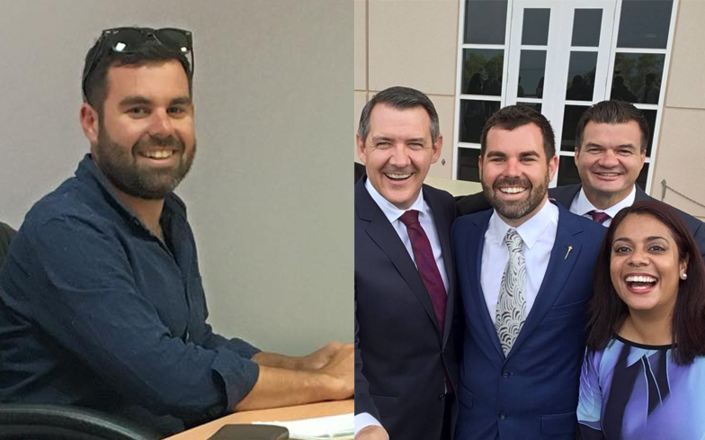 Chansey Paech – First openly gay Indigenous man elected to parliament in Australia