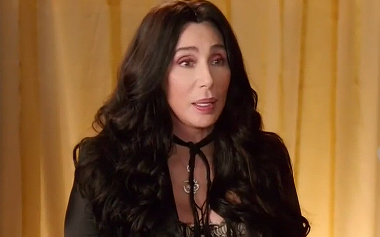 """Cher on Trump: """"I feel like I'm yelling 'fire' and no one is ..."""