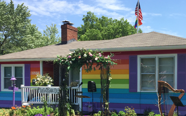 fides: Even the local Baptist church is gay- friendly