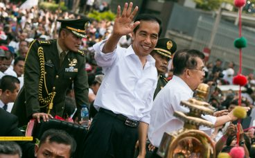 President Joko Widodo via Flickr