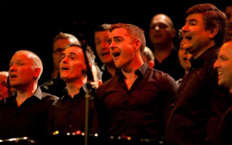 London Gay Men's Chorus Ensemble