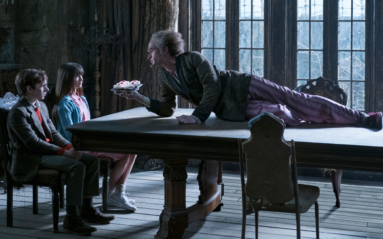 New Teaser For A Series Of Unfortunate Events Reveals Count Olaf