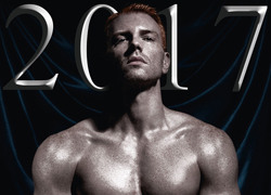 top 5 cals red hot ii - Six sexy **NSFW** Calendars for 2017
