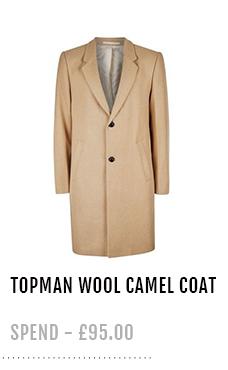376cc9fc1d1 Camel overcoat