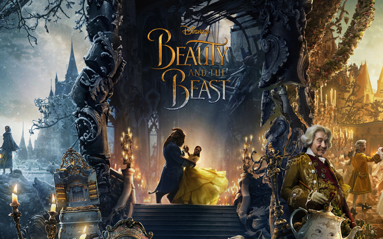 Disney Release Mind Blowing Triptych Character Poster For
