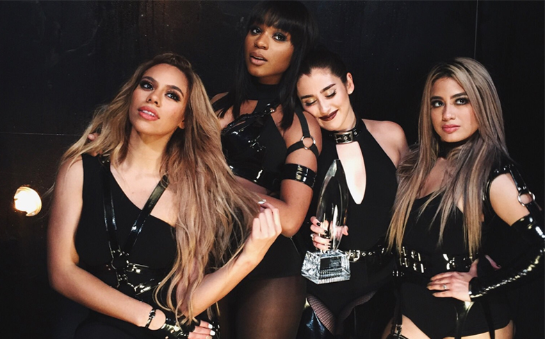 Fifth Harmony's FIRST performance without Camila Cabello