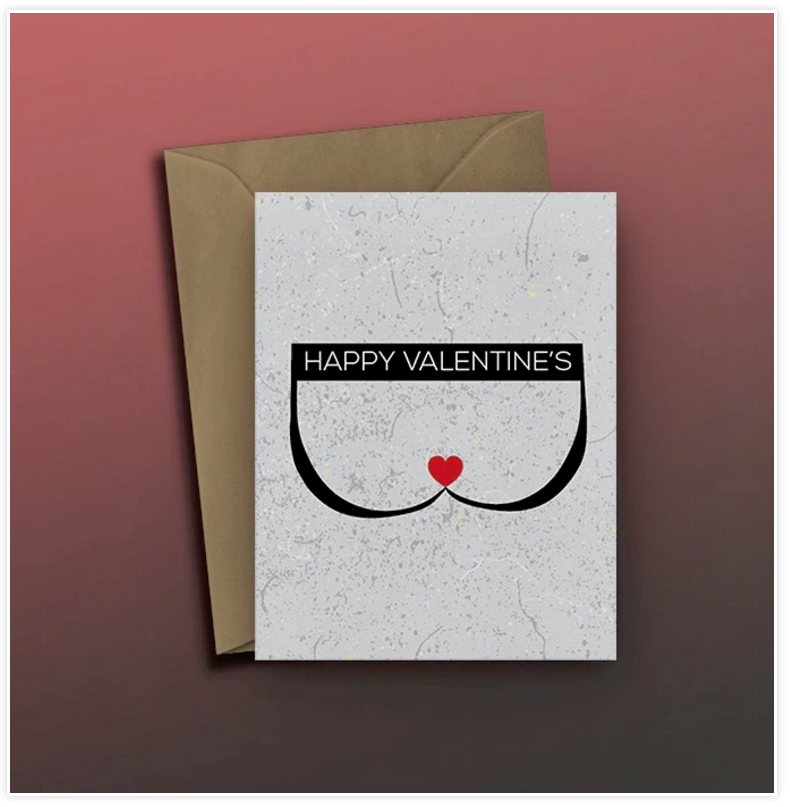are these the gayest valentines cards ever