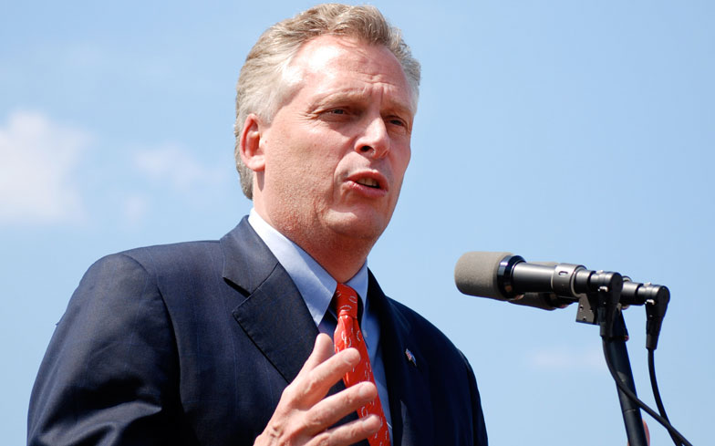 Virginia Governor Signs Executive Order Banning Anti Lgbt Discrimination