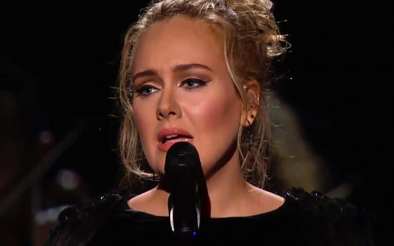 Adele On Her Grammys Tribute To George Michael