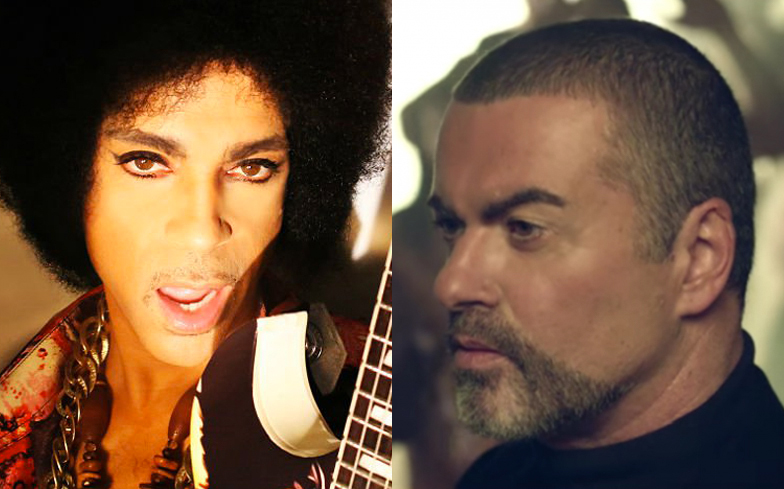 George Michael And Prince To Be Honoured At 2017 Grammy Awards