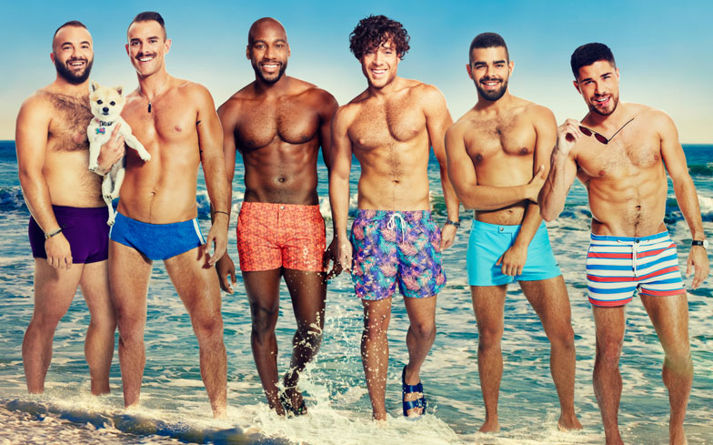 Gay reality tv show