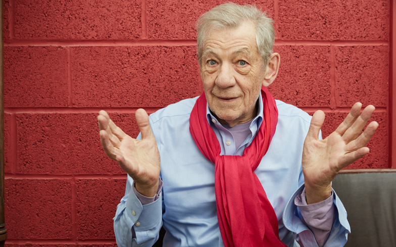 New documents show how Sir Ian McKellen met with former Prime Minister John Major to discuss LGBTQ rights