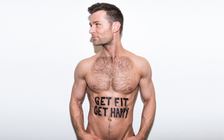 gaytimesmag mcfly s harry judd wants you to get fit and get happy